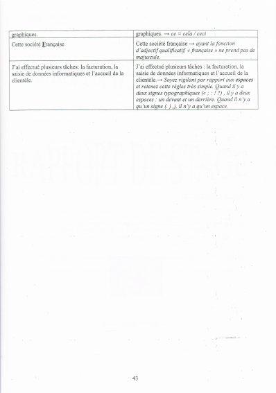 Méthodologie du rapport de stage bis !