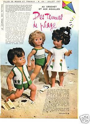 Juillet 1967 pour Michel