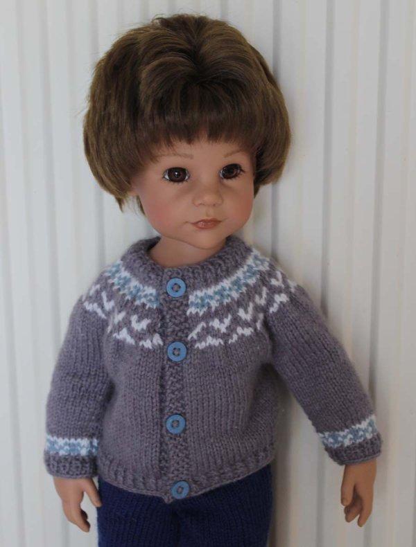 Chapitre 4 : Ou Nanou ne veut pas stocker ses restes de laine