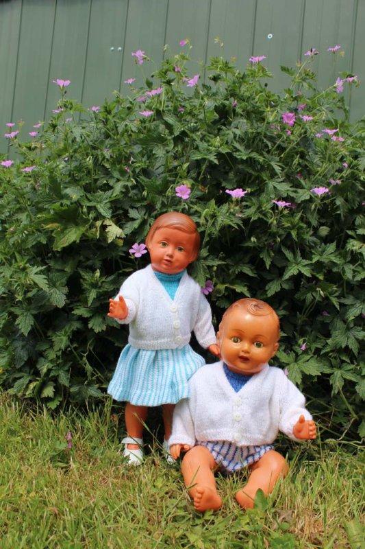 Mai 1962 pour mes deux petits