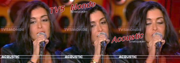 Jen sur TV5 Monde le 15 Octobre 2011