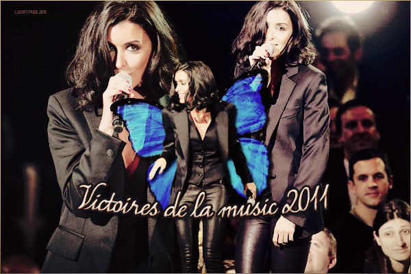 Nma 2011 et Victoires de la musique