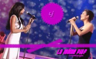 Les stars se dépassent pour ELA  + La mome Piaf (fev 2007)