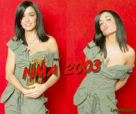 NRJ MUSIC AWARDS 2003