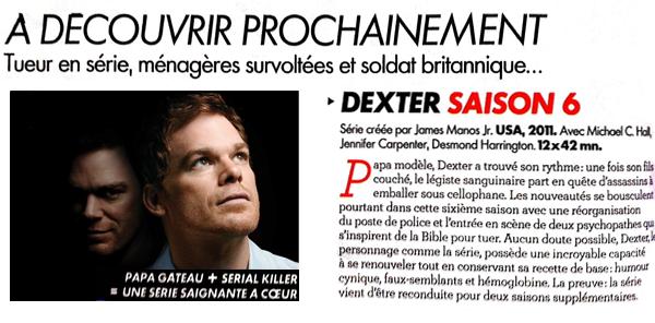 Dexter canal +