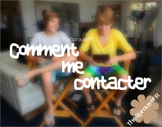♦ Comment me contacter ? ♦