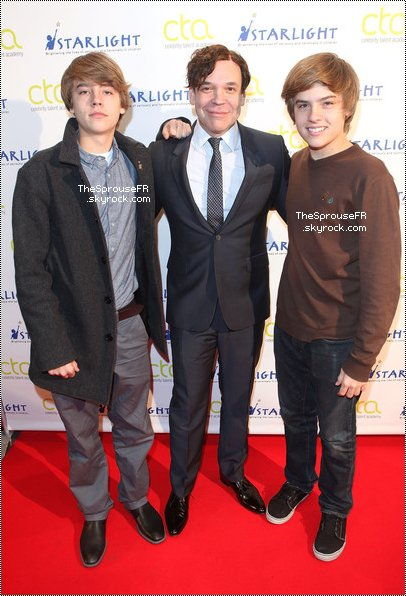 ♦ Interview de Dylan & Cole Sprouse, February 7, 2011 ! ♦
