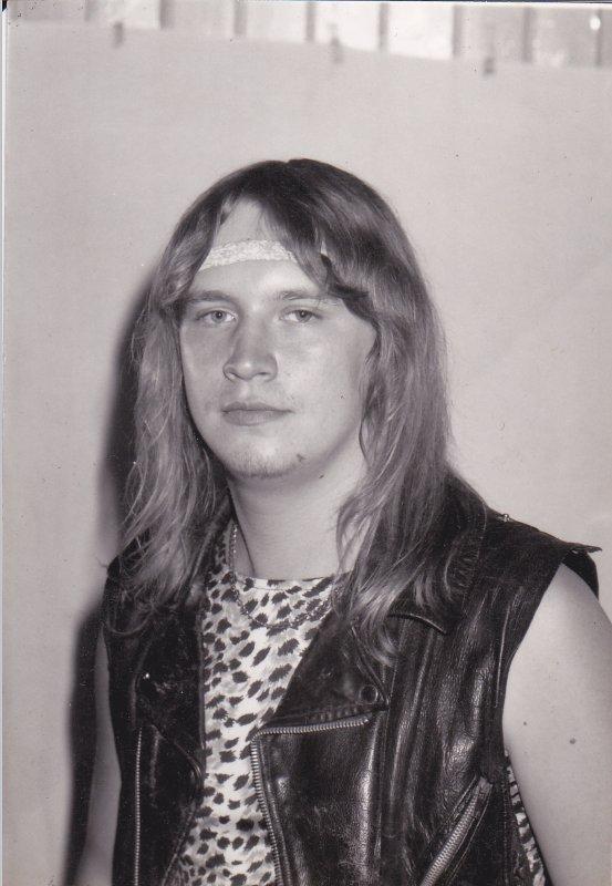 Iron Bird - 1985