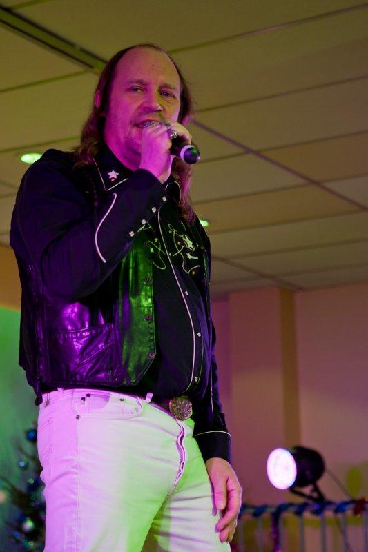 Eric Goyat - Le 15 Décembre 2012 à la salle des fêtes de Roeux