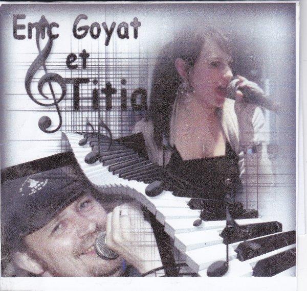 Eric Goyat et Titia - Petit Medley de compos et de reprises.