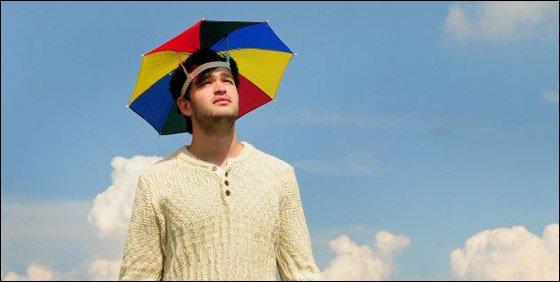 مظلة بـ3 يورو فقط تنقذ شابا من صعقة رعدية مميتة