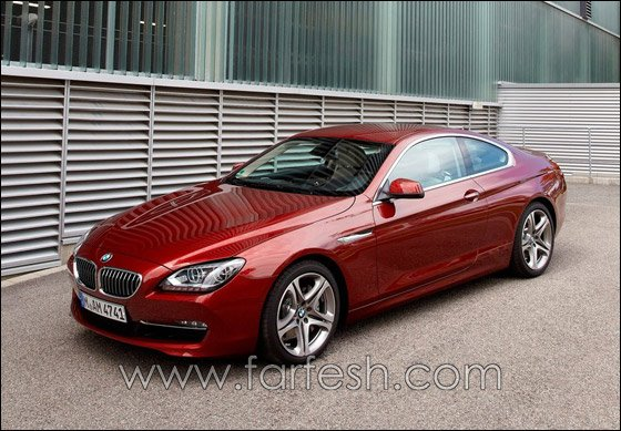 BMW 640d Coupe 2013