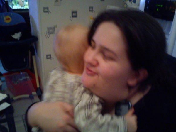 ma tite maman et son bebe