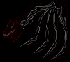 Dessin sur Ordi : Âme d'un Démon Loup