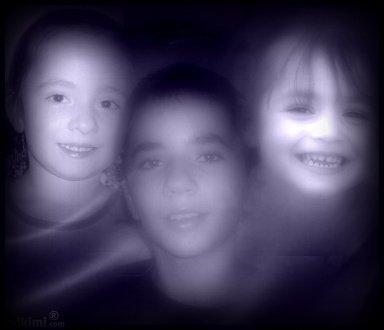 mes filles et mon fils