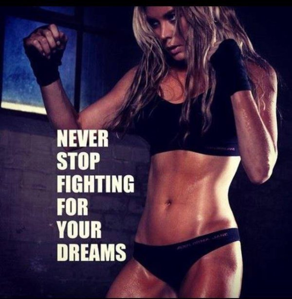 Strong is beautifull