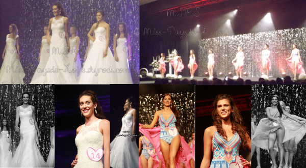 1/10/16: Election Miss Pays de Loire 2016
