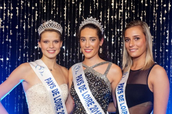 1/10/16: Election Miss Pays de Loire 2016