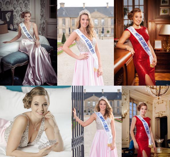 Miss Pays de Loire 2017 - Chloé Guémard