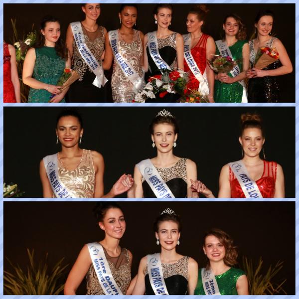 🎽 Election Miss Pays de la Mée 2018 (23/02) 🎽