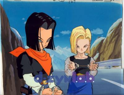 C17 et c18 dragon ball z - Dragon ball z c18 ...