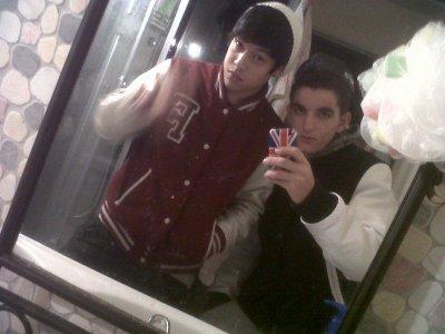 Moi et Kris