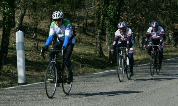 Primavera 100 km de cuers