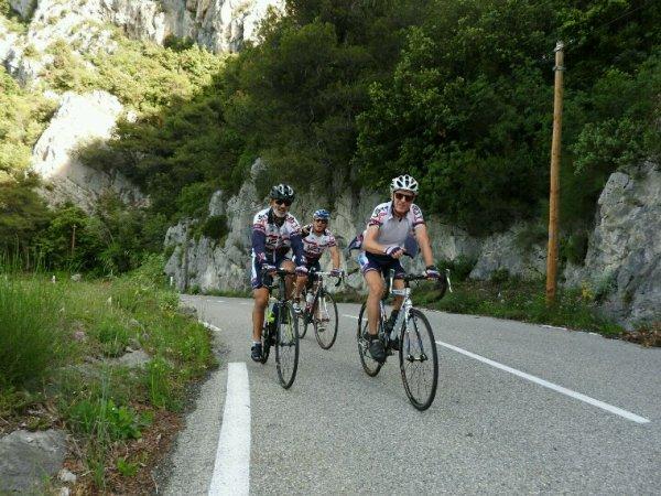 WE dans les Alpes-Maritimes col de Nice, col de braus, col de brouis, casterino.