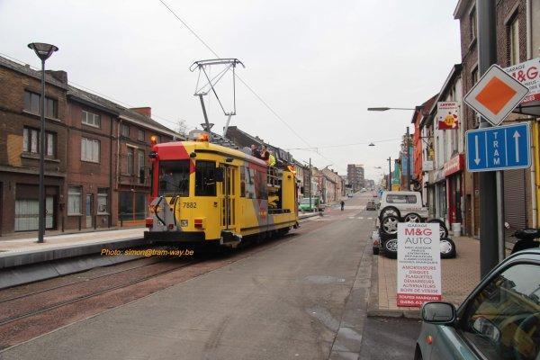 La 7882 sur la chaussée de Bruxelles.III