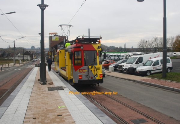La 7882 sur la chaussée de Bruxelles. II