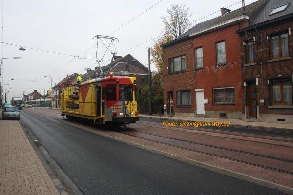La 7882 sur la chaussée de Bruxelles. I