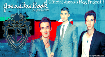 JonasFanBook - Version 3
