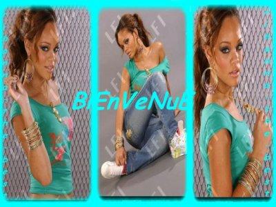 Rihanna bienvenue