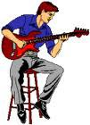 recherche de guitariste.