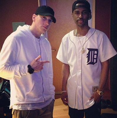 Eminem collabore avec Big Sean