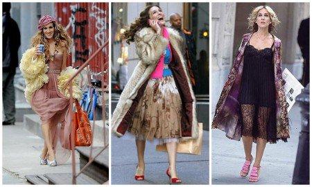 Les Jessica Parker De Chaussures Carrie Sarah Bradshaw BxBzv46qwn