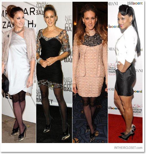 Chaussures Et Carrie Jessica Sarah Les Adorent Bradshaw Parker Pg1tnx0