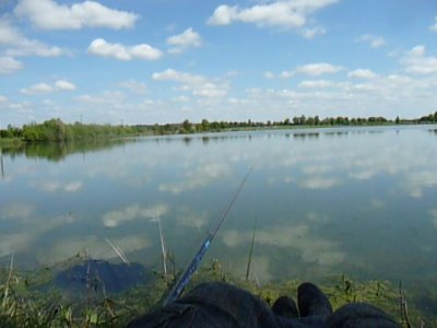 moi a la pêche