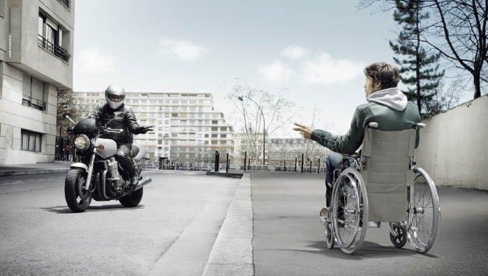 """Motard un jour motard toujours """" V """""""
