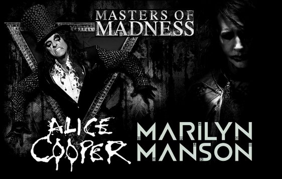† Masters of Madness : Shock Therapy Tour †