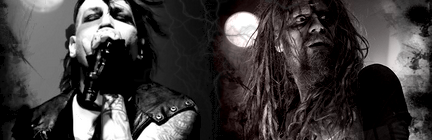 ■ Marilyn Manson & Rob Zombie : Twins Of Evil Tour ■