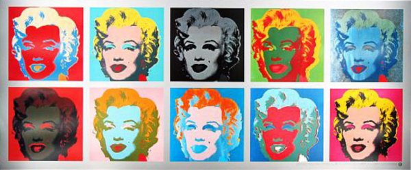 . Marilyn Monroe .