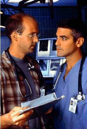 Mark Greene et Doug Ross