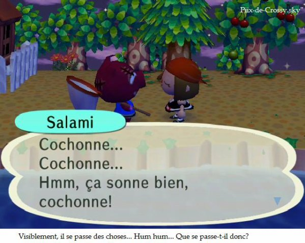 SCNews (News des Scoops de Crossy) : Lola et Salami, que cachent-ils?