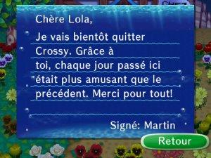 SCNews : Le malheur s'abat sur la ptite Lola...