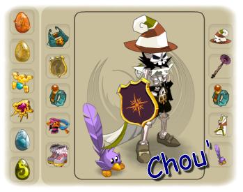 Présentation de Chou' (ENFIN).