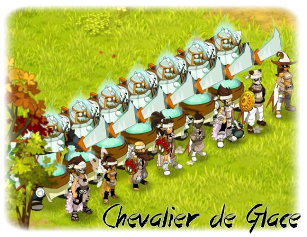 Mini tuto du Chevalier de Glace et du Dr Eggob !