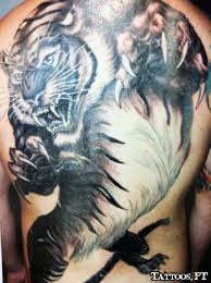 Tatoo tigre