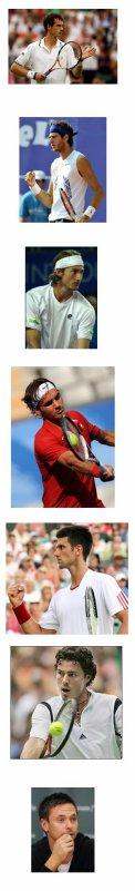 L'analyse du tennis actuel par Roger Federer, Robin Soderling et Andy Roddick