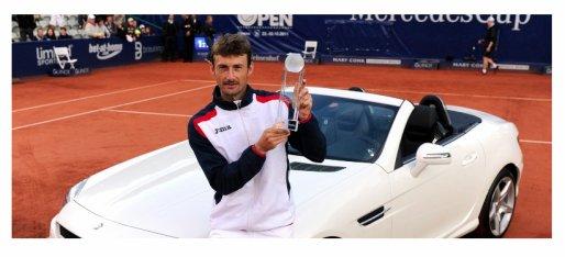 Juanqui remporte l'Open de Stuttgart!